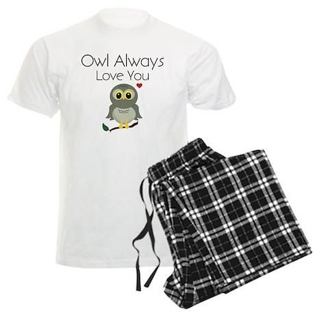 Owl Always Love You Men's Light Pajamas