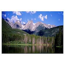 Sprague Lake Rocky Mountain National Park CO