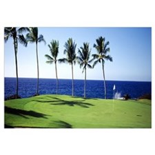 Golf Course Big Island HI