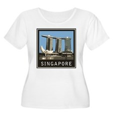 Singapore Marina Bay Sands T-Shirt