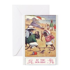 At the Seaside Greeting Cards (Pk of 10)