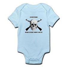 Survivors Infant Bodysuit