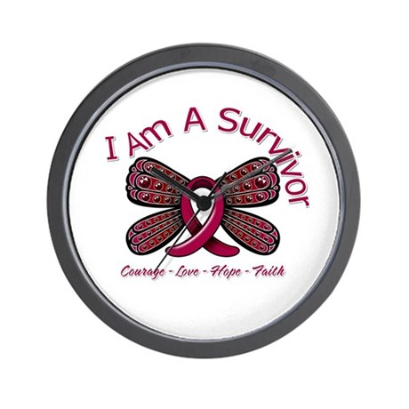 Multiple Myeloma Survivor Wall Clock