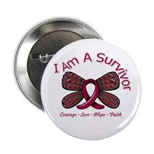 "Multiple Myeloma Survivor 2.25"" Button"