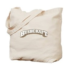 Bushcraft / Brown Tote Bag