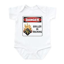 Griller Infant Bodysuit
