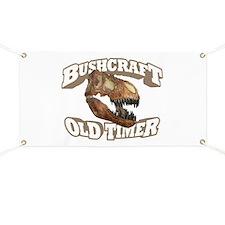 Bushcraft Old Timer Banner