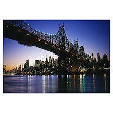 New York City, 59th Street Bridge
