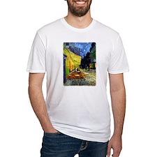 Cafe Terrace at Night(Van Gogh) Shirt