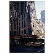 Radio City Music Hall New York NY