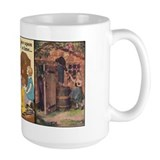 Once Upon a Time Fairy Tales Coffee Mug