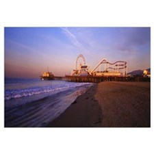 California, Santa Monica Pier