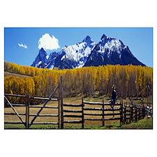 Colorado, Ridgeway, Last Dollar Ranch