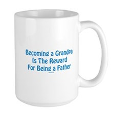 Becoming a Grandpa Mug