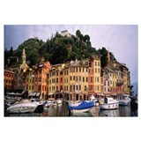 Harbor Houses Portofino Italy