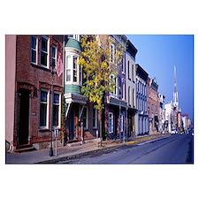 Main Street Hudson NY