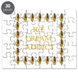 ice cream addict Puzzle