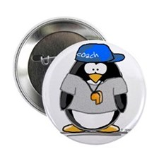 Coach penguin Button