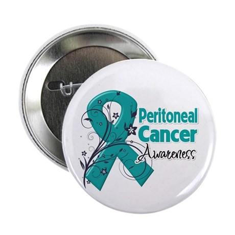"Peritoneal Cancer 2.25"" Button (100 pack)"