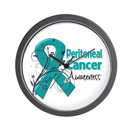 Peritoneal Cancer Wall Clock