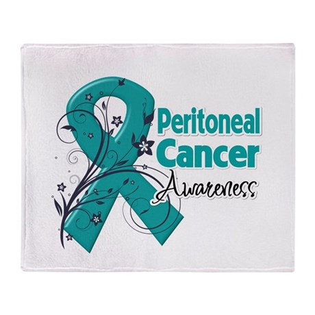 Peritoneal Cancer Stadium Blanket