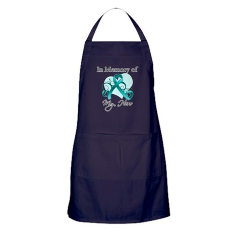 In Memory Peritoneal Cancer Apron (dark)
