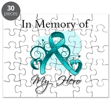 In Memory Peritoneal Cancer Puzzle