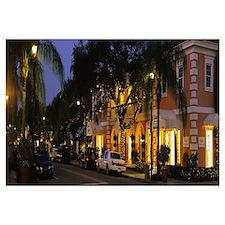 Evening Third Street Naples FL