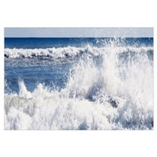 Crashing Waves Lucy Vincent Beach Marthas Vineyard