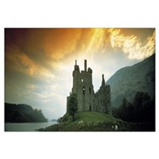 Castle of Kilchurn Scotland