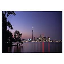 Skyline Toronto Ontario Canada