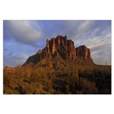 Superstition Mountains Lost Dutchman State Park AZ