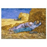 Noon, or The Siesta, after Millet, 1890 (oil on ca