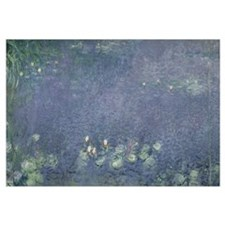 Waterlilies: Morning, 1914 18 (centre left section