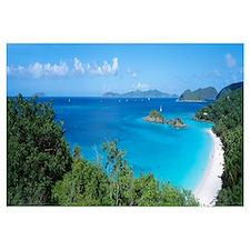 Trunk Bay Virgin Islands National Park St. John US