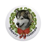 Malamute Ornament