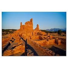 Abo Ruins Salinas Pueblo Missions National Monumen