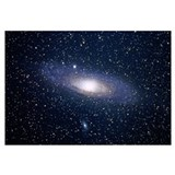 Andromeda Galaxy (Photo Illustration)