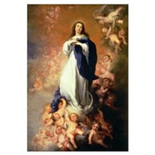 Immaculate Conception of the Escorial, c.1678 (oil