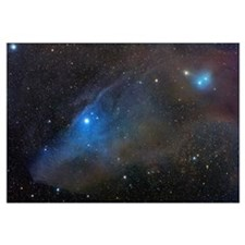 IC 4592 IC 4601 Reflection complex in Scorpius