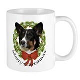 Cardigan Corgi Xmas Mug