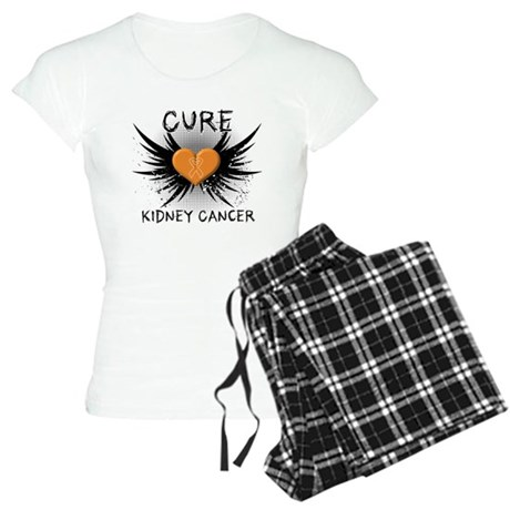 Cure Kidney Cancer Women's Light Pajamas