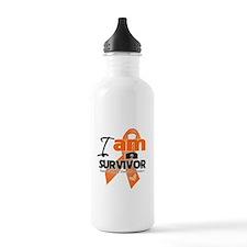 Survivor Kidney Cancer Water Bottle