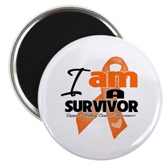 Survivor Kidney Cancer Magnet