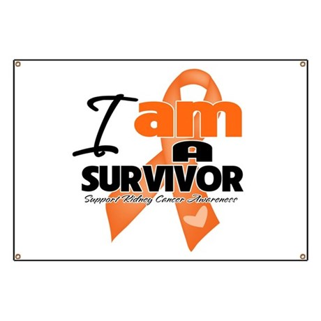 Survivor Kidney Cancer Banner