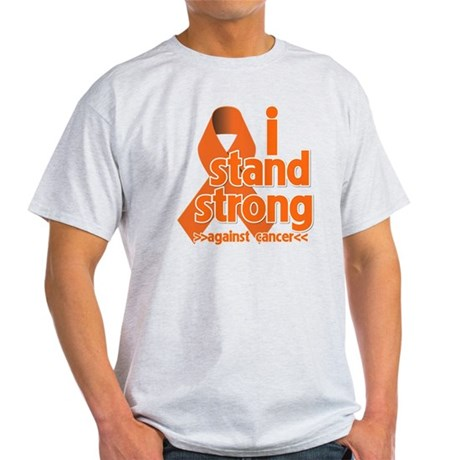 Stand Strong Kidney Cancer Light T-Shirt
