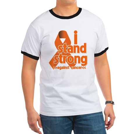 Stand Strong Kidney Cancer Ringer T