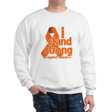 Stand Strong Kidney Cancer Sweatshirt