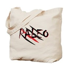 Paleo Red Tote Bag