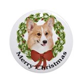 Pembroke Corgi Ornament